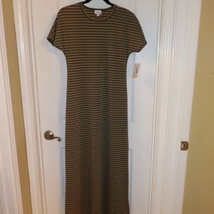 LuLaRoe Maria Dress XXS